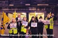 nat-museum-scot-fair-pay-protest
